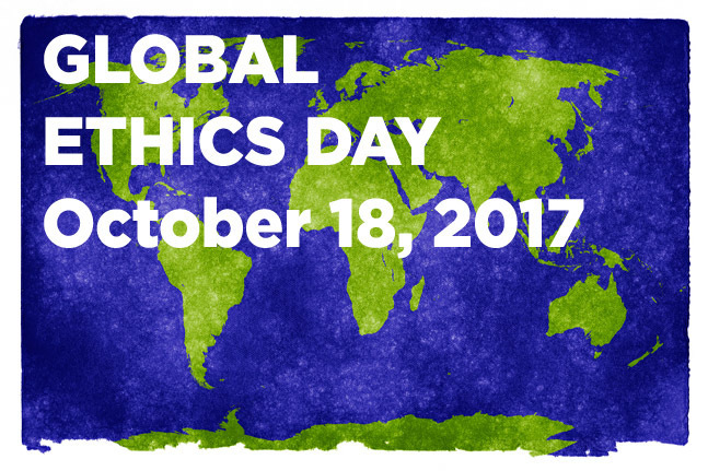 Global ethics day 2017 CREDIT: Nicolas Raymond (CC)